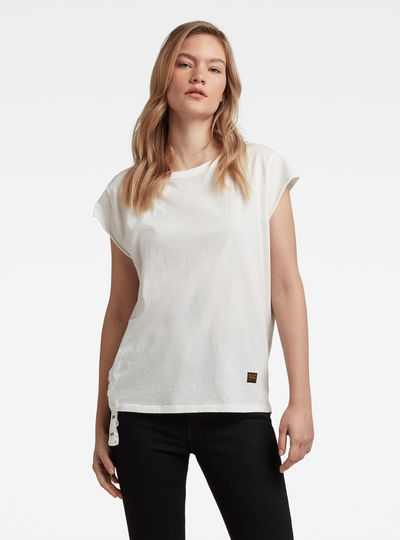 GSRAW Knotted Top