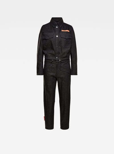E Moto Uniform Jumpsuit
