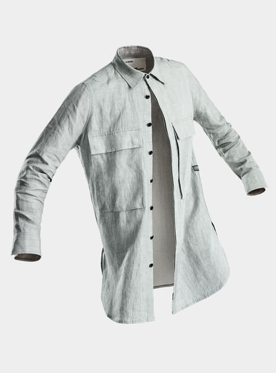 GSRR Regular Long Shirt
