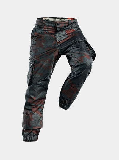 E Boyfriend Mid Cargo Pants