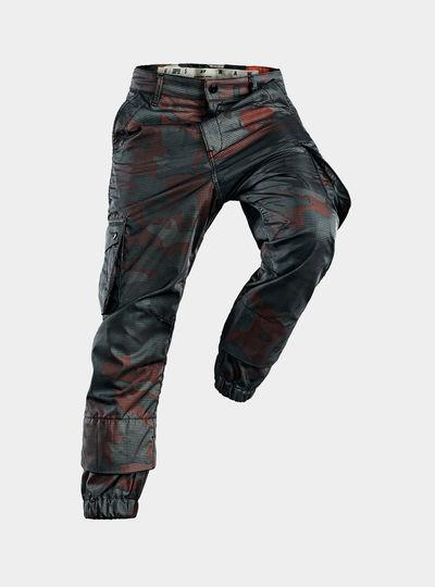 Pantalon E Boyfriend Mid Cargo