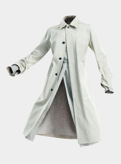 GSRR Selvedge Dust Coat