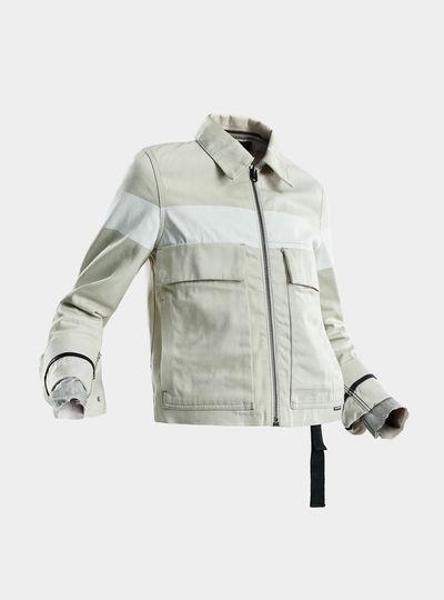 GSRR Selvedge Denim Jacket