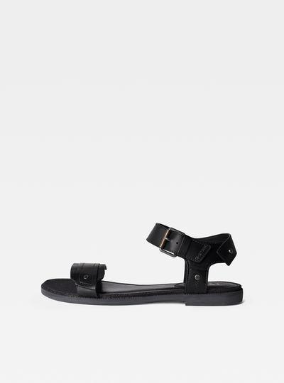 Corset Sandals