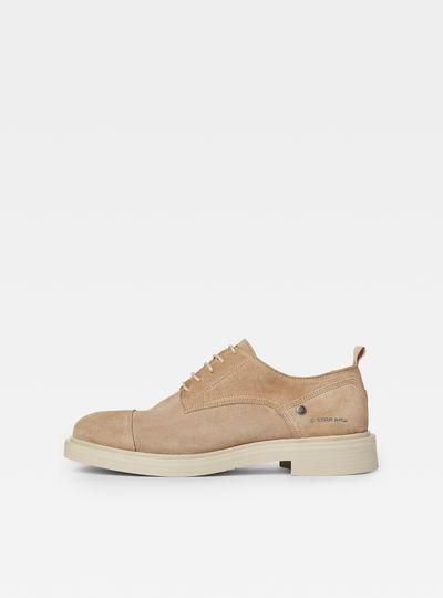 Zapatos Vacum Derby