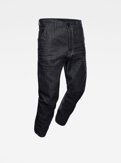 E Grip 3D Relaxed Tapered Adjusters Jeans