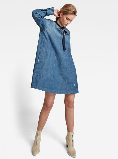 Robe V-Neck Tunic