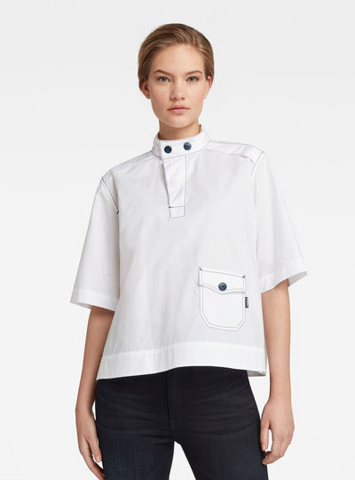 Swedish Collar Shirt