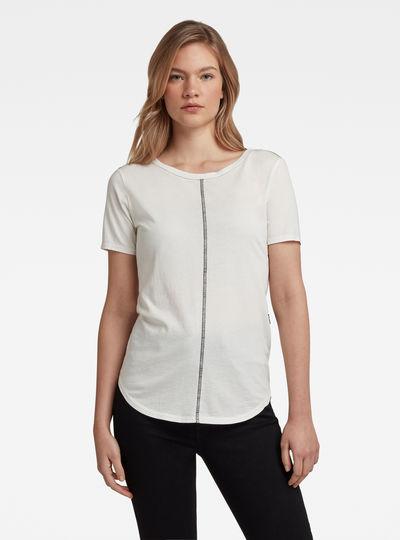 T-shirt Adjustable Back Slim Fit