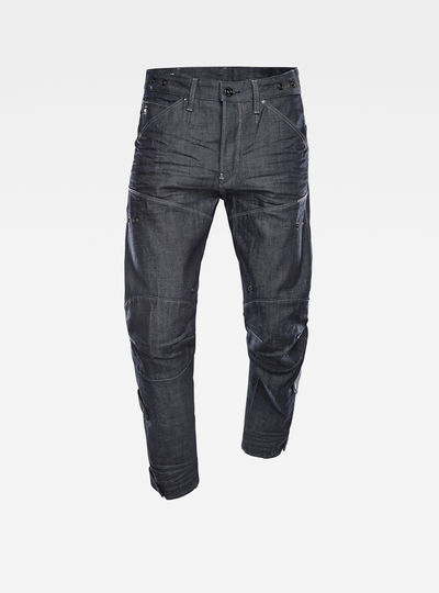 E 5620 3D Original Relaxed Adjuster Jeans