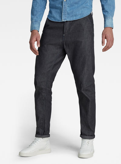 Jean Grip 3D Relaxed Tapered