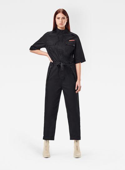 Combi-pantalon Field Straight