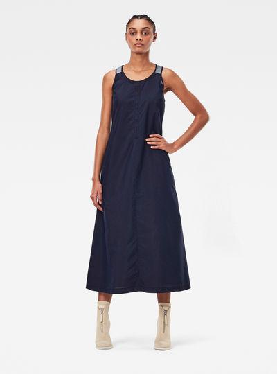 Utility Strap Kleid