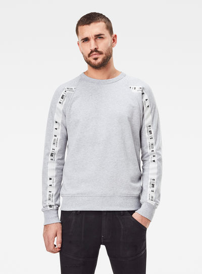 Raglan Taping Sweater