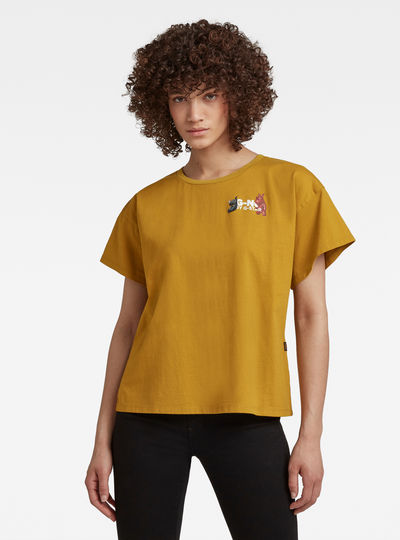 G-no graphic 2 loose t wmn s\s