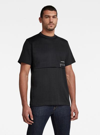 Mercerized C&S Loose T-Shirt