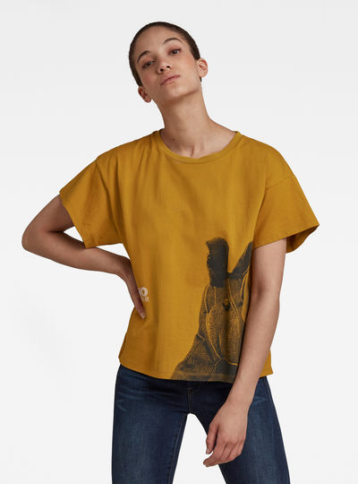 G-no graphic 1 loose t wmn s\s