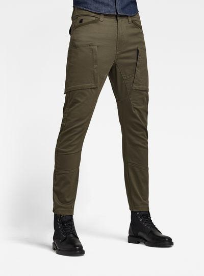 Pantalon cargo Zip Pocket 3D Skinny