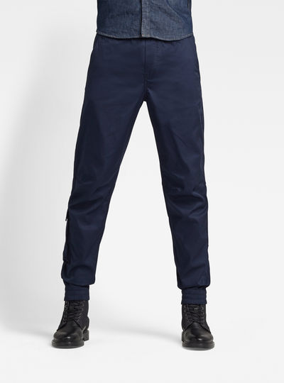 Chino Relaxed Cuffed Trainer