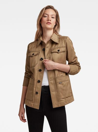 Slim Field Jacket