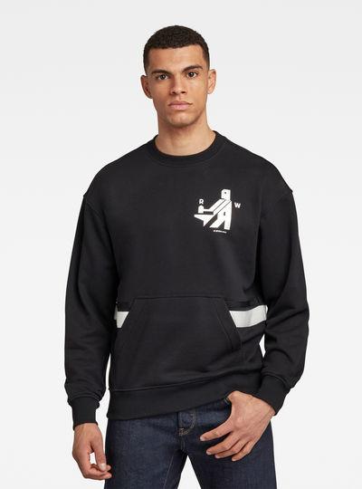 Hammer Raw Sweater