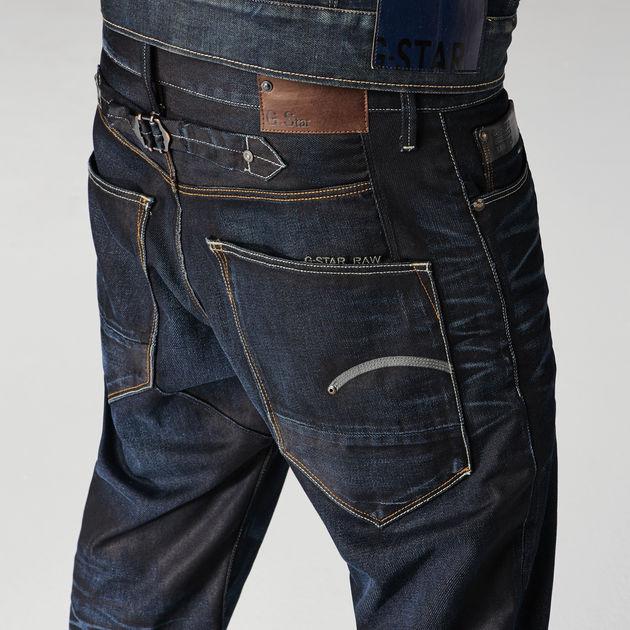 b622c15465d Blades Tapered Jeans | Indigo Aged | Men | G-Star RAW®