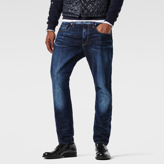 classic shoes available best cheap 3301 Tapered Jeans