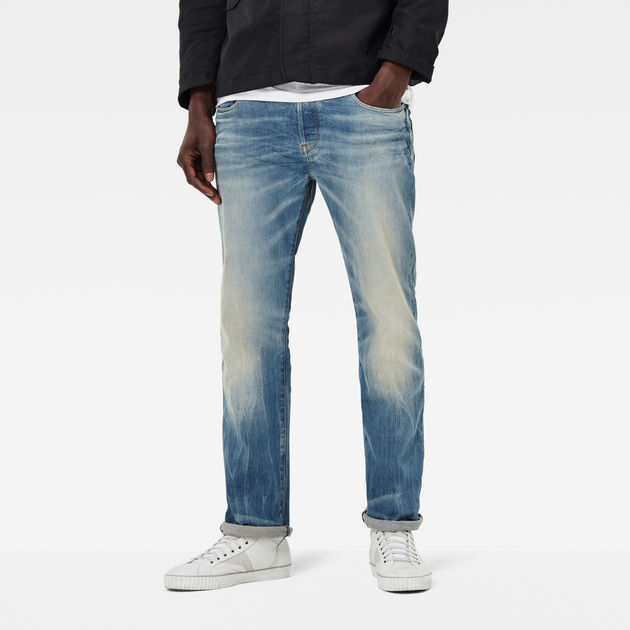 3e08d00afc3 3301 Relaxed Jeans | Light Aged | Men | G-Star RAW®