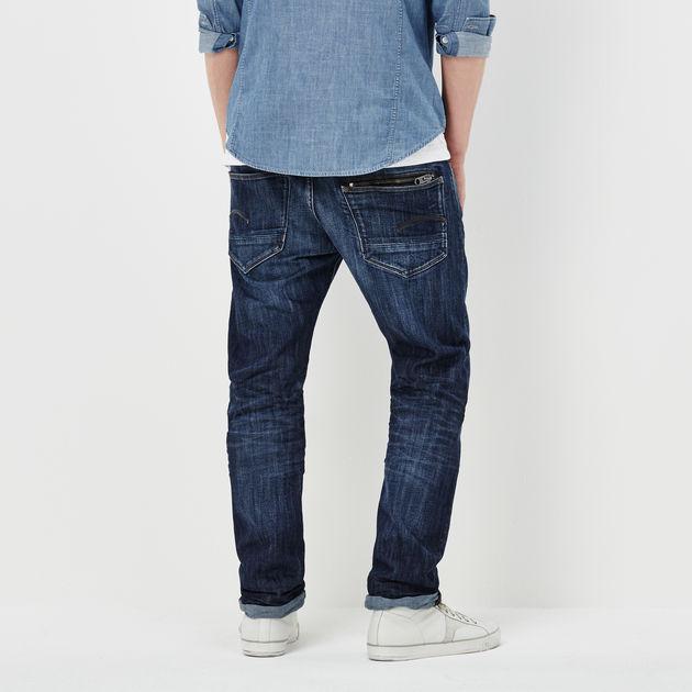 3328ad9ed0f Attacc Straight Jeans | Dark Aged | Men | G-Star RAW®