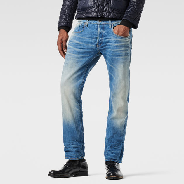 ca157b9575f Defend Straight Jeans | Light Aged | Men | G-Star RAW®