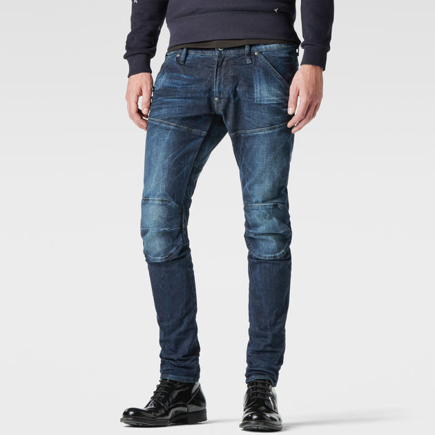 5620 G Star Elwood 3D Super Slim Jeans