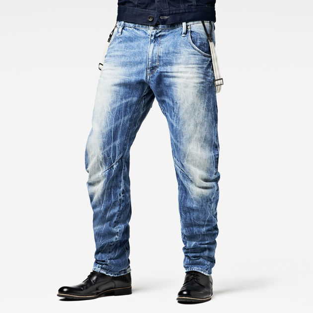 Arc 3D Loose Tapered Jeans