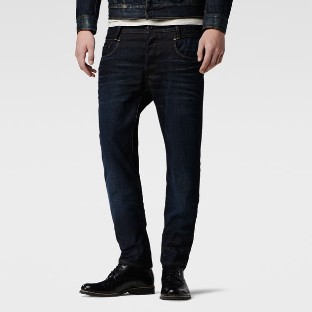 4e8ea8dc140 New Radar Slim Jeans | Indigo Aged | Men | G-Star RAW®