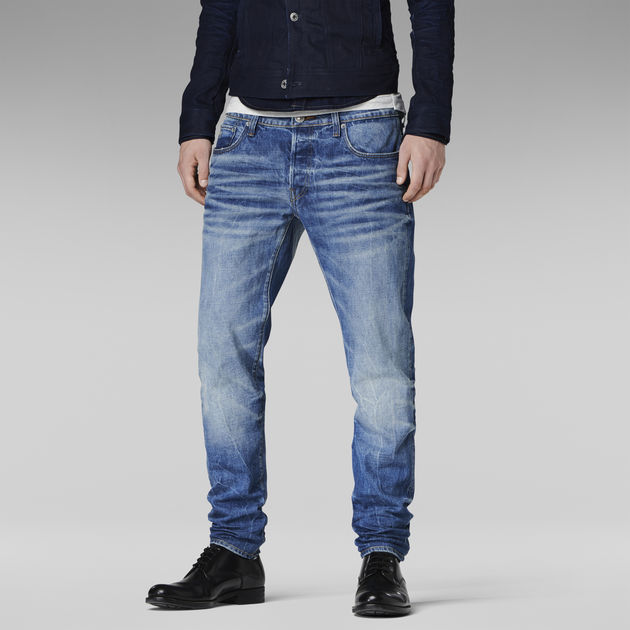 3301 Low Tapered Jeans