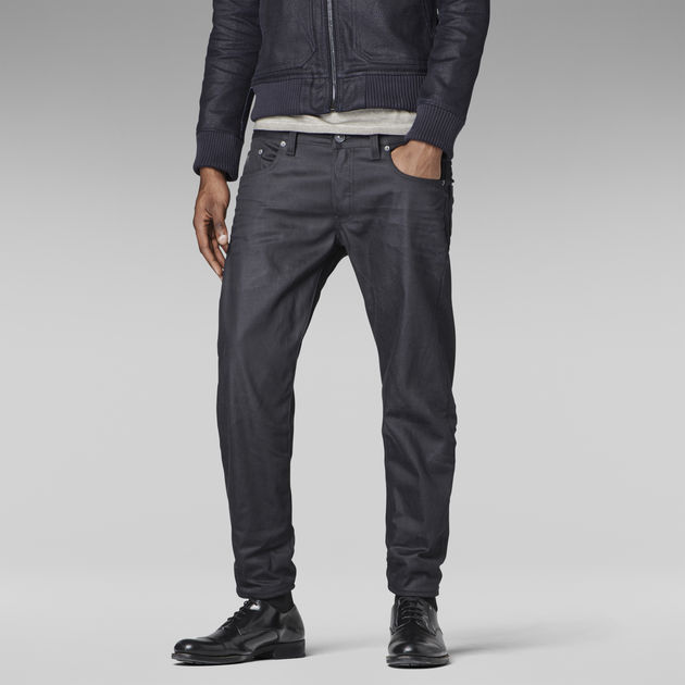 bf4703d991f 3301 Low Tapered Jeans | 3D Aged | Men | G-Star RAW®