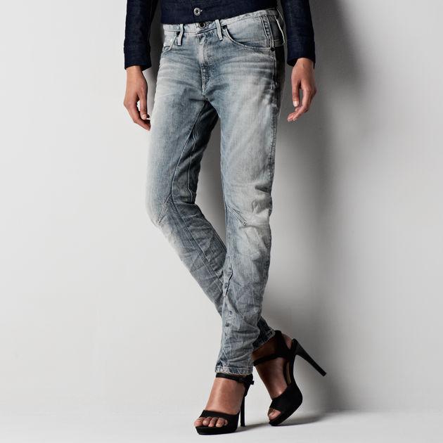 06f29fbfc98 Arc Juke 3D Tapered Jeans | Light Aged | Women | G-Star RAW®