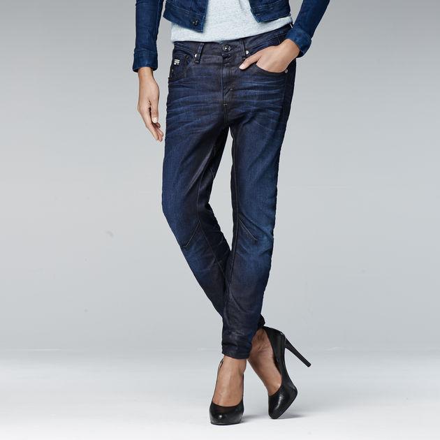 270a4488a1c Arc 3D Tapered Jeans | Dark Aged | Women | G-Star RAW®