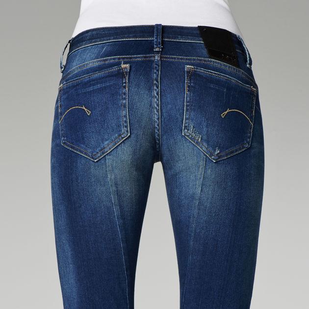 115706fdee3 ... G-Star RAW® Midge Sculpted Low Waist Skinny Jeans Medium blue