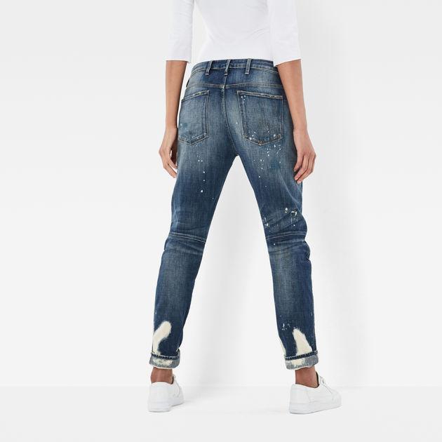 5620 G Star Elwood 3D Low Boyfriend Jeans