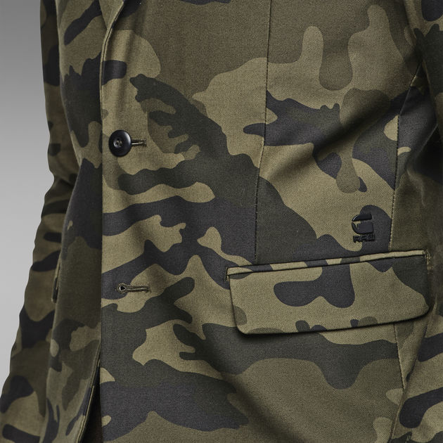 0e86e38550172 Omega Camo Blazer | Combat | Men | G-Star RAW®