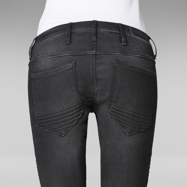 5620 G Star Elwood Custom Slim Tapered Jeans