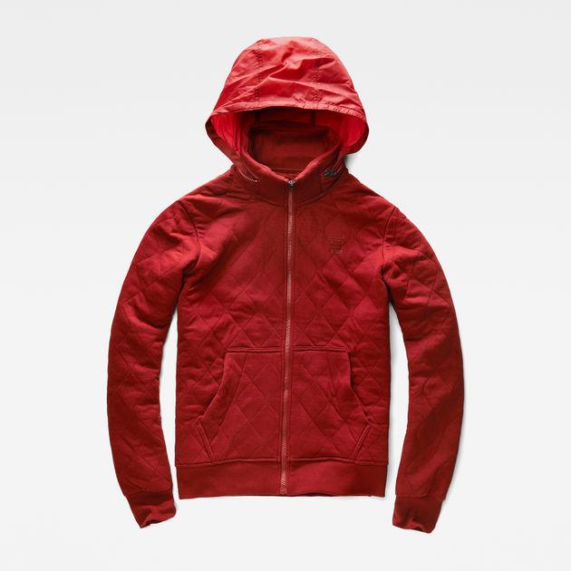 G-Star RAW Tarev Meefic Sweater Red UK M