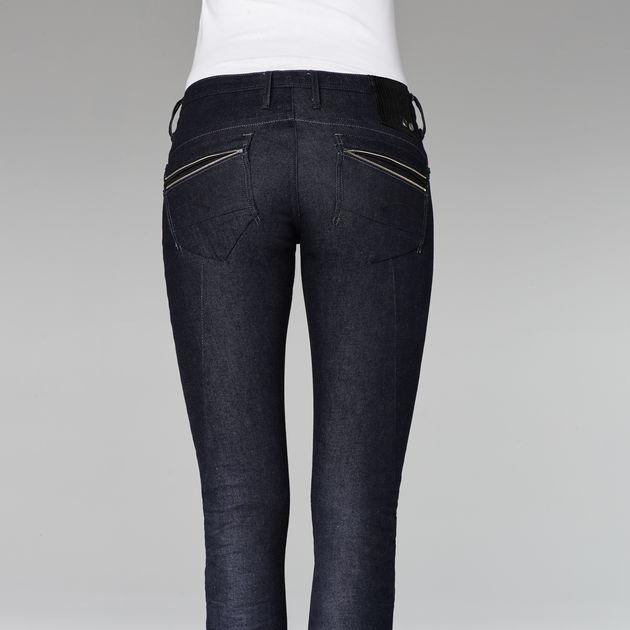 G-Star Raw 60826 New Ocean Skinny Jeans Damen G-Star Raw  Damen Jeans Hosen