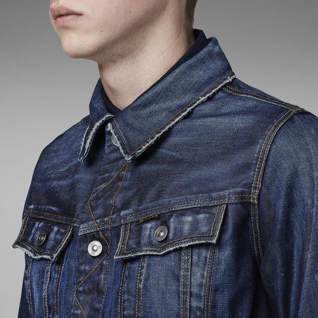 0f70742038c Slim Tailor 3D Jacket | Vintage Medium Aged | Men | G-Star RAW®