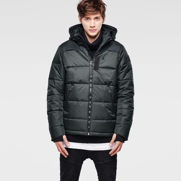 6a762552fe7e1 Whistler Hooded Jacket | fearn | Men | G-Star RAW®