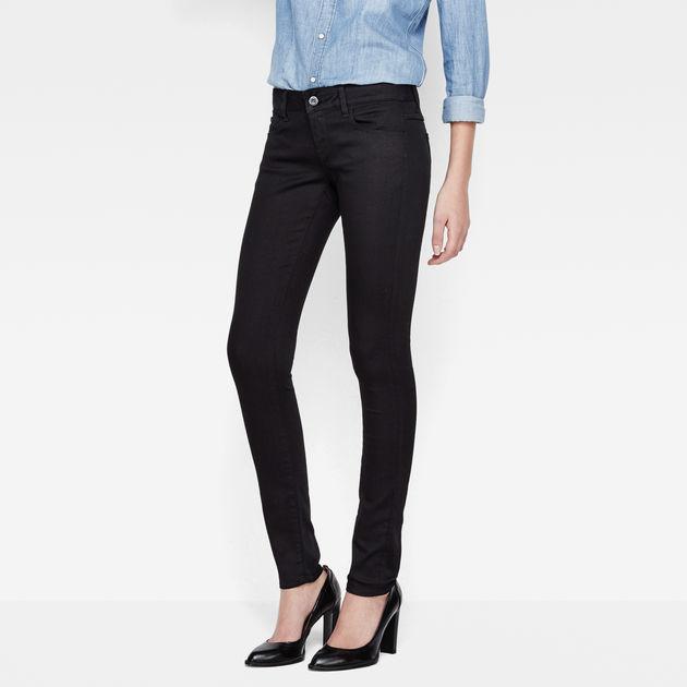 G-STAR RAW 3301 Low Waist Super Skinny Jeans Donna