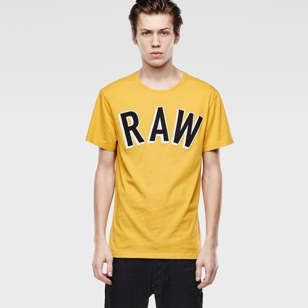 Mezard Round Neck T Shirt