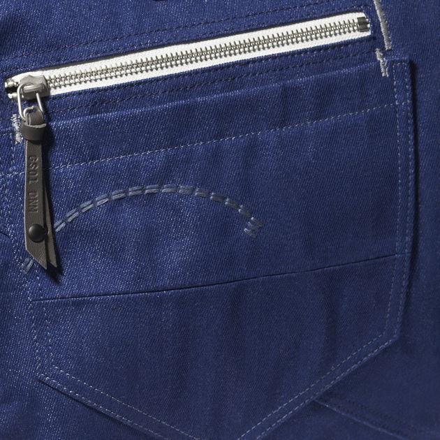 26991b88cafa ... G-Star RAW® valerie handbag branch dnm rw Dark blue back flat ...