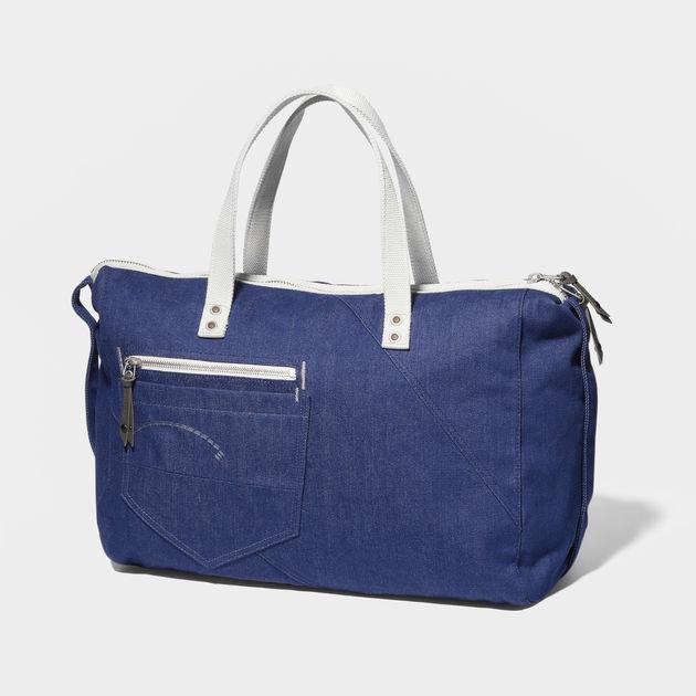 a531fe56c62f ... back flat · G-Star RAW® valerie handbag branch dnm rw Dark blue inside  view