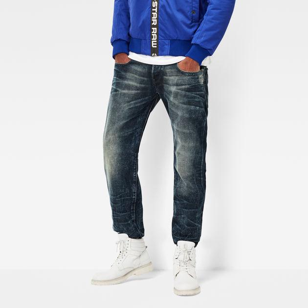 f95e7fa3849 Radar Loose Jeans | Dark Aged | Men | G-Star RAW®
